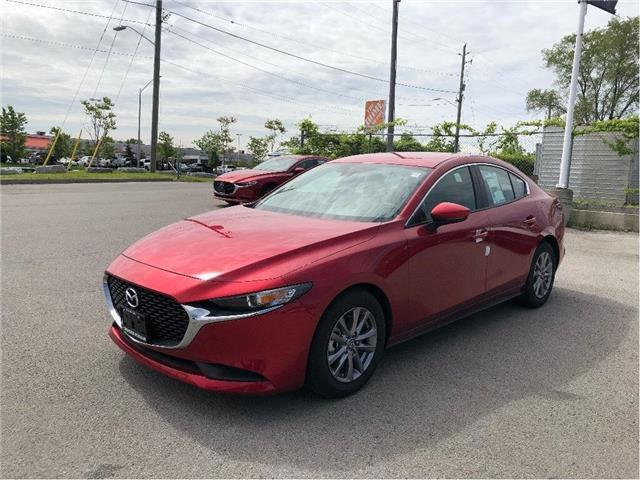 2019 Mazda Mazda3 GX (Stk: SN1360) in Hamilton - Image 1 of 15