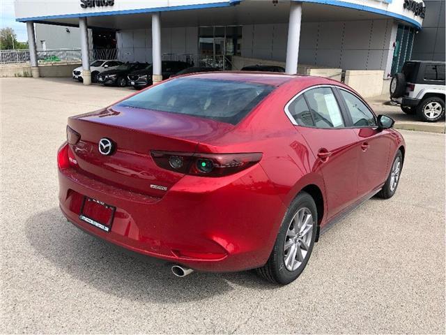 2019 Mazda Mazda3 GX (Stk: SN1360) in Hamilton - Image 5 of 15