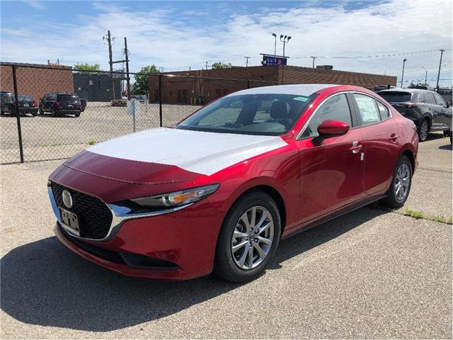 2019 Mazda Mazda3 GS (Stk: SN1363) in Hamilton - Image 1 of 15