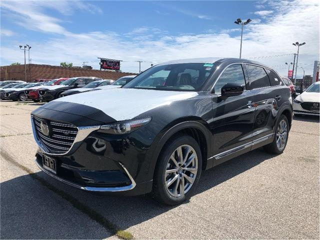 2019 Mazda CX-9 Signature (Stk: SN1387) in Hamilton - Image 1 of 15
