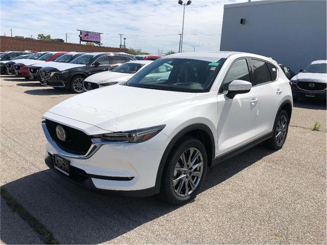 2019 Mazda CX-5 Signature (Stk: SN1391) in Hamilton - Image 1 of 15