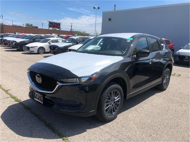 2019 Mazda CX-5 GS (Stk: SN1398) in Hamilton - Image 1 of 15
