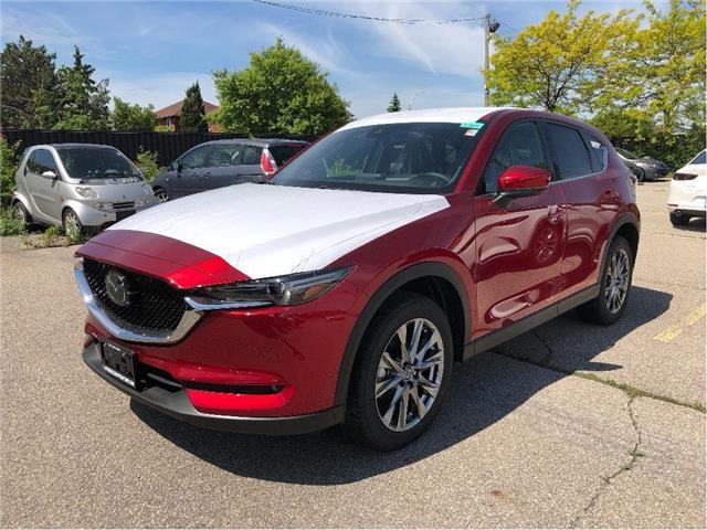 2019 Mazda CX-5 Signature (Stk: SN1401) in Hamilton - Image 1 of 15