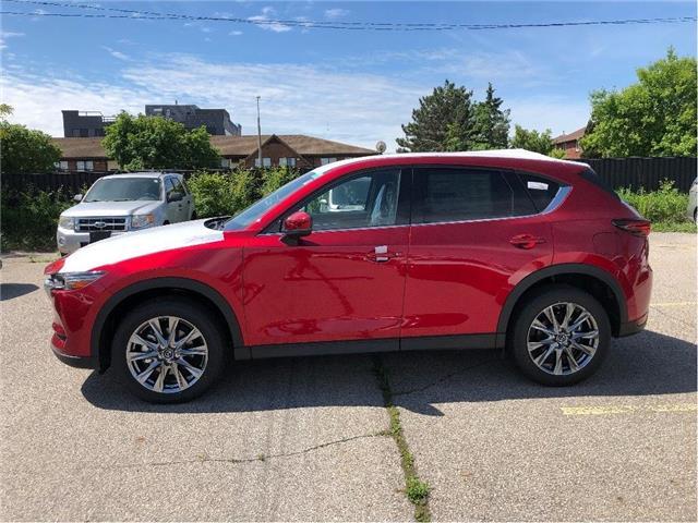 2019 Mazda CX-5 Signature (Stk: SN1401) in Hamilton - Image 2 of 15