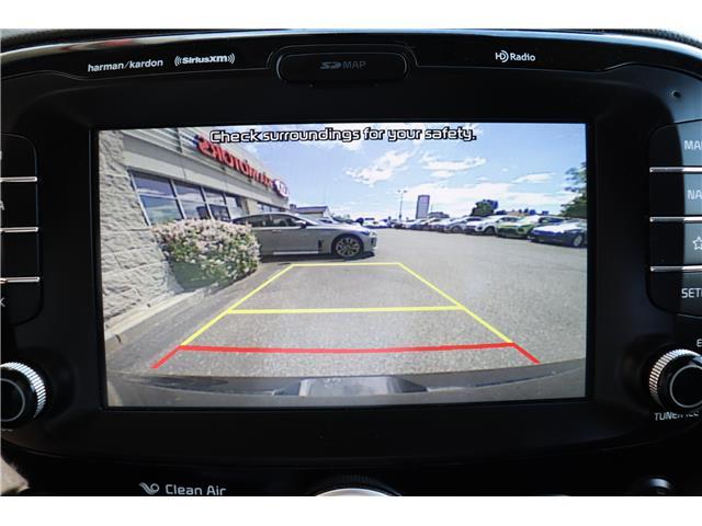 2018 Kia Soul SX Turbo Tech (Stk: ) in Cobourg - Image 17 of 26