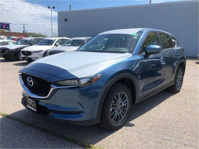 2019 Mazda CX-5 GX (Stk: SN1409) in Hamilton - Image 1 of 15