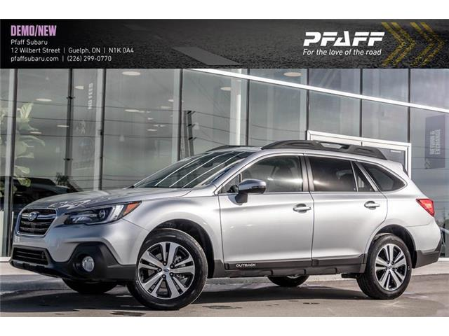 2019 Subaru Outback 2.5i Limited (Stk: S00108) in Guelph - Image 1 of 21