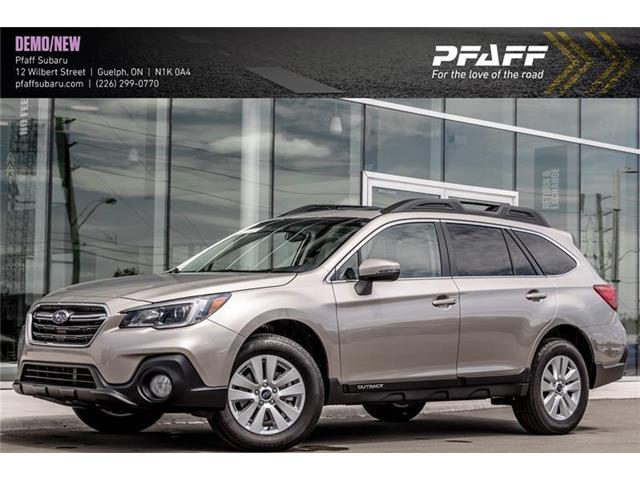 2019 Subaru Outback 3.6R Touring (Stk: S00122) in Guelph - Image 1 of 22
