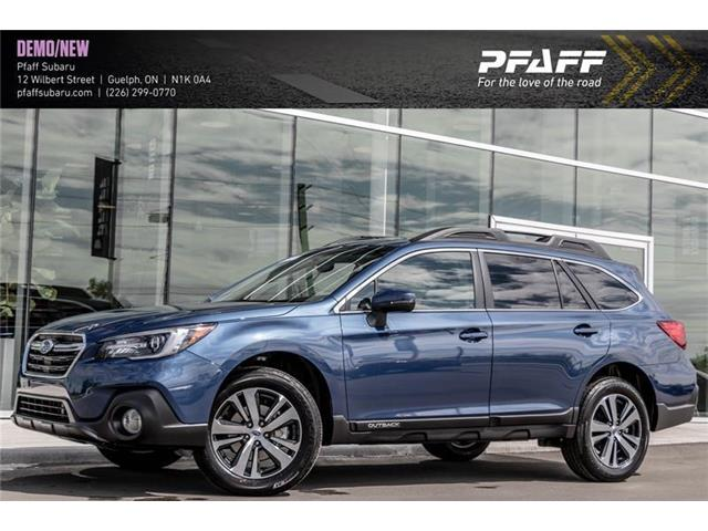 2019 Subaru Outback 3.6R Limited (Stk: S00217) in Guelph - Image 1 of 21