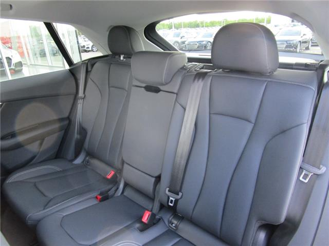 2019 Audi Q8 55 Progressiv (Stk: 190162) in Regina - Image 13 of 32