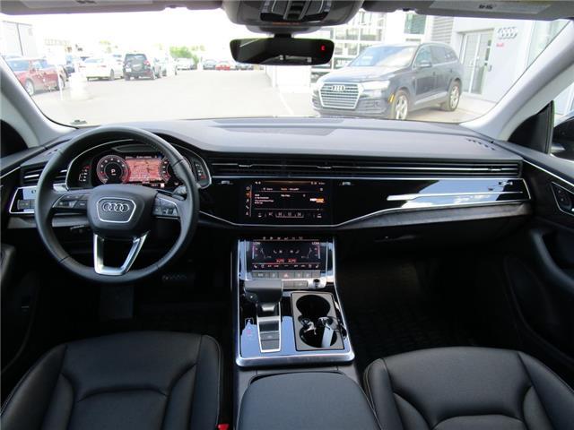 2019 Audi Q8 55 Progressiv (Stk: 190162) in Regina - Image 15 of 32