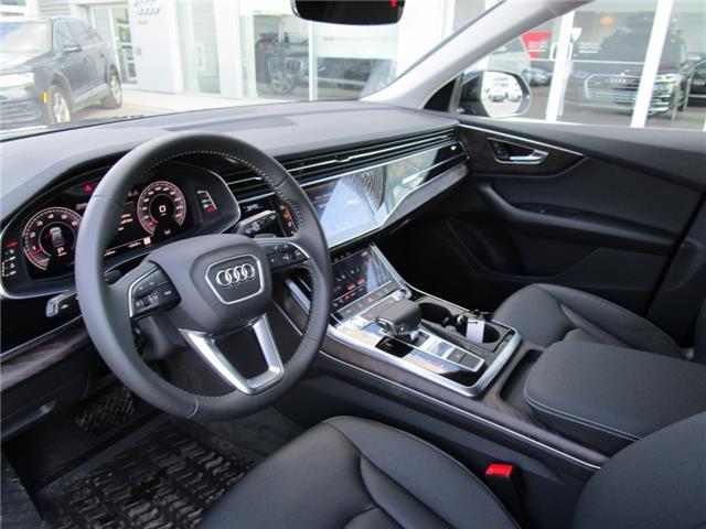 2019 Audi Q8 55 Progressiv (Stk: 190162) in Regina - Image 16 of 32