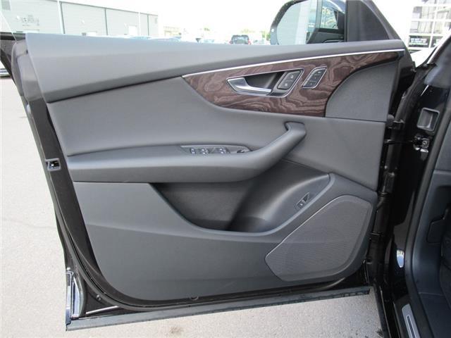 2019 Audi Q8 55 Progressiv (Stk: 190162) in Regina - Image 14 of 32