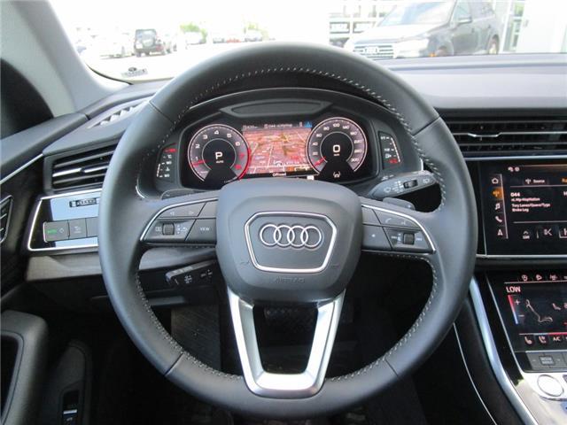 2019 Audi Q8 55 Progressiv (Stk: 190162) in Regina - Image 18 of 32