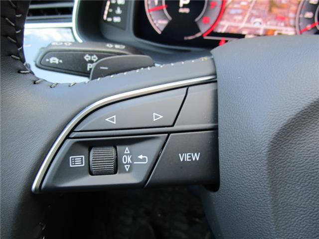 2019 Audi Q8 55 Progressiv (Stk: 190162) in Regina - Image 19 of 32