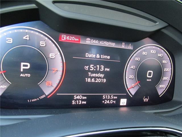 2019 Audi Q8 55 Progressiv (Stk: 190162) in Regina - Image 21 of 32