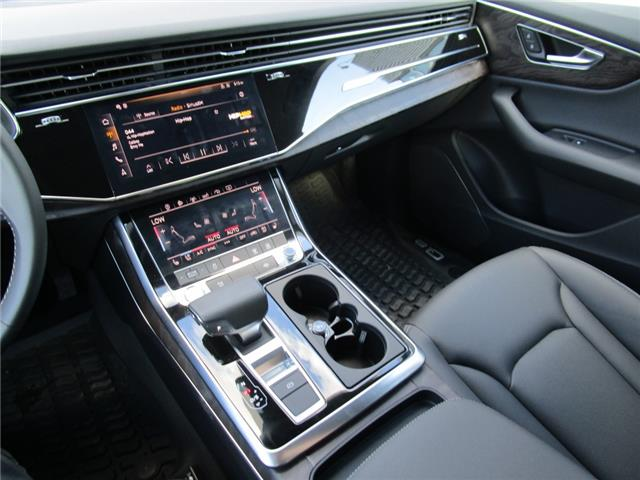 2019 Audi Q8 55 Progressiv (Stk: 190162) in Regina - Image 24 of 32