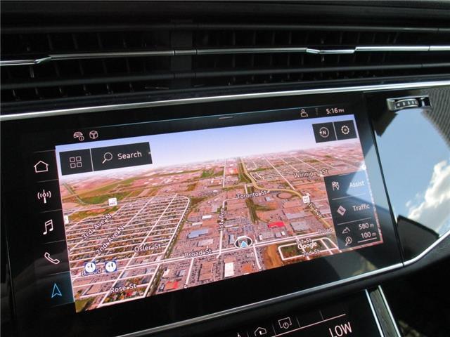 2019 Audi Q8 55 Progressiv (Stk: 190162) in Regina - Image 28 of 32