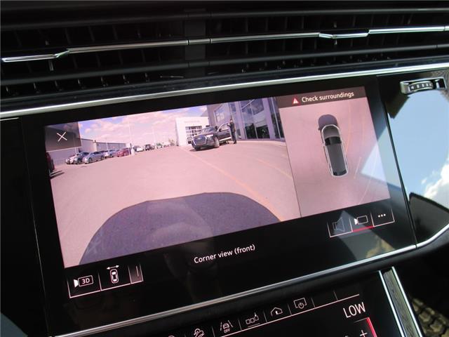 2019 Audi Q8 55 Progressiv (Stk: 190162) in Regina - Image 29 of 32