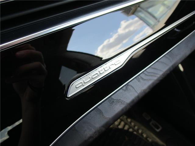 2019 Audi Q8 55 Progressiv (Stk: 190162) in Regina - Image 30 of 32