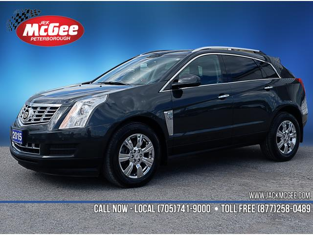2015 Cadillac SRX Luxury (Stk: 19068A) in Peterborough - Image 1 of 20