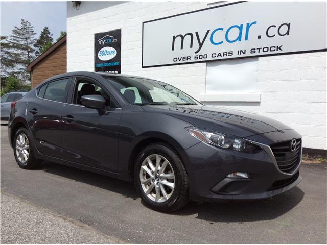 2015 Mazda Mazda3 GS (Stk: 190797) in Kingston - Image 1 of 19
