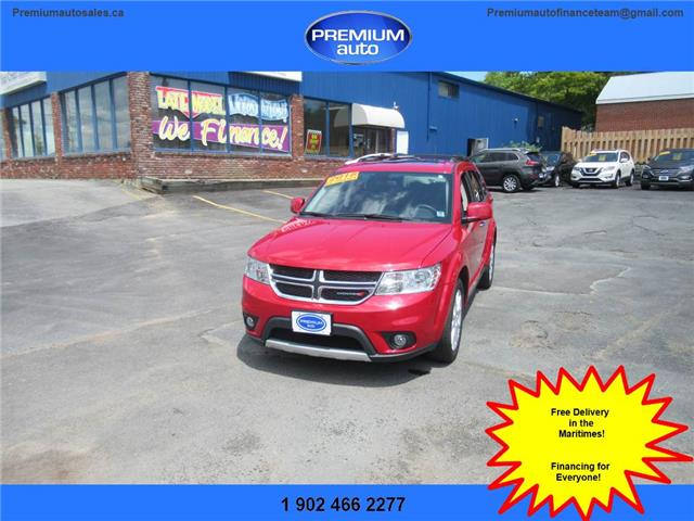 2018 Dodge Journey GT (Stk: 476969) in Dartmouth - Image 1 of 29
