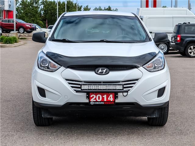 2014 Hyundai Tucson GL (Stk: KW211737AA) in Cobourg - Image 2 of 26