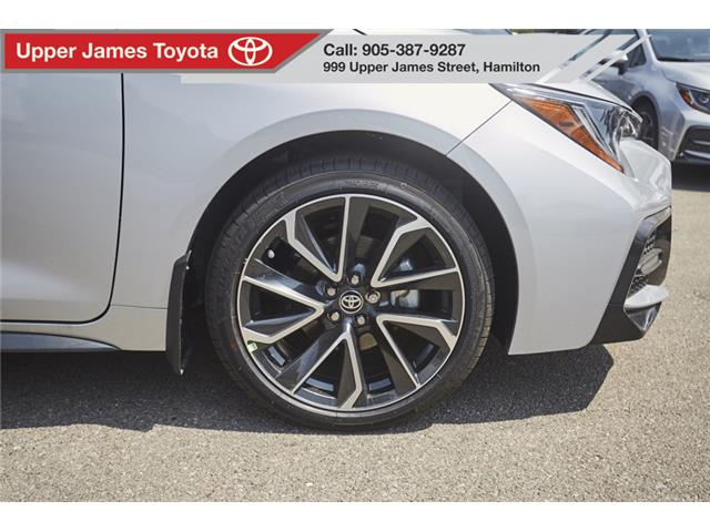 2020 Toyota Corolla SE (Stk: 200076) in Hamilton - Image 4 of 18