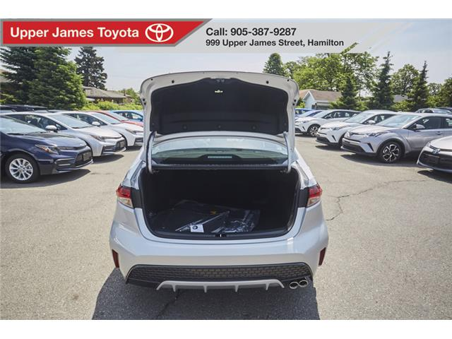 2020 Toyota Corolla SE (Stk: 200076) in Hamilton - Image 7 of 18