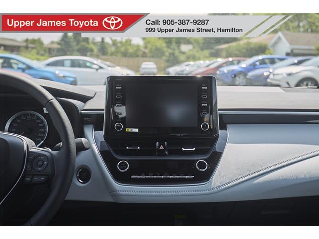 2020 Toyota Corolla SE (Stk: 200076) in Hamilton - Image 11 of 18