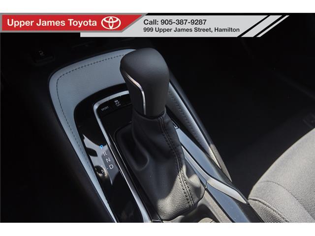 2020 Toyota Corolla SE (Stk: 200076) in Hamilton - Image 17 of 18