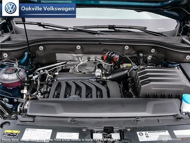 2019 Volkswagen Atlas 3.6 FSI Comfortline (Stk: 21409) in Oakville - Image 6 of 23