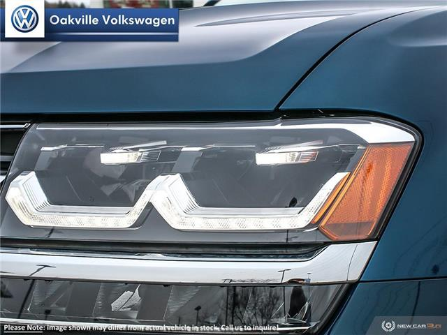 2019 Volkswagen Atlas 3.6 FSI Comfortline (Stk: 21409) in Oakville - Image 10 of 23