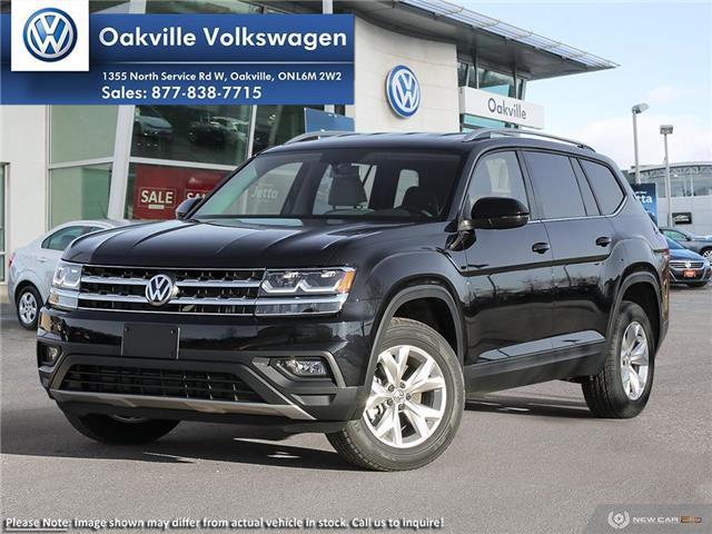 2019 Volkswagen Atlas 3.6 FSI Comfortline (Stk: 21417) in Oakville - Image 1 of 23