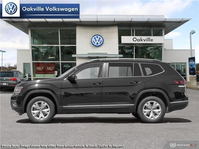 2019 Volkswagen Atlas 3.6 FSI Highline (Stk: 21419) in Oakville - Image 3 of 10