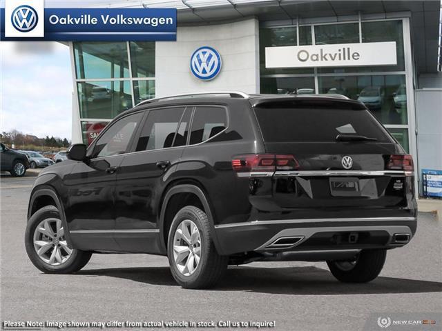 2019 Volkswagen Atlas 3.6 FSI Highline (Stk: 21419) in Oakville - Image 4 of 10