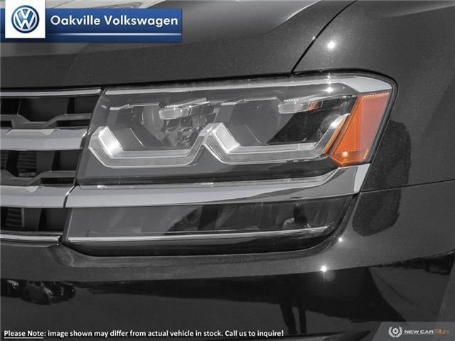 2019 Volkswagen Atlas 3.6 FSI Highline (Stk: 21419) in Oakville - Image 9 of 10