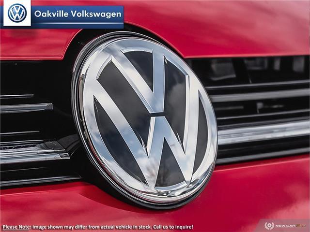 2019 Volkswagen Golf 1.4 TSI Highline (Stk: 21421) in Oakville - Image 9 of 23