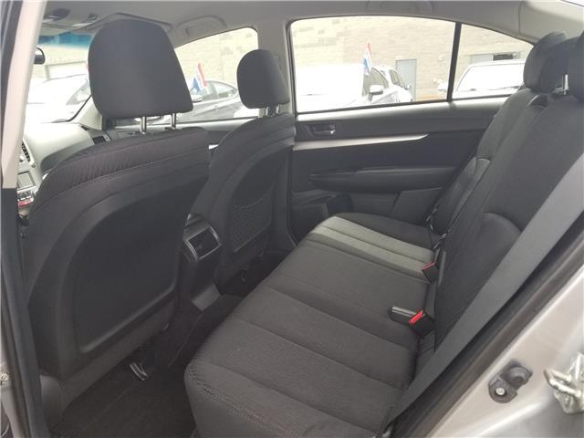 2011 Subaru Legacy 2.5 i Convenience Package (Stk: SUB1438A) in Innisfil - Image 13 of 15