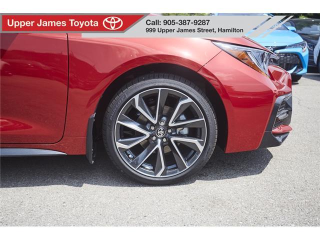 2020 Toyota Corolla SE (Stk: 200082) in Hamilton - Image 5 of 18