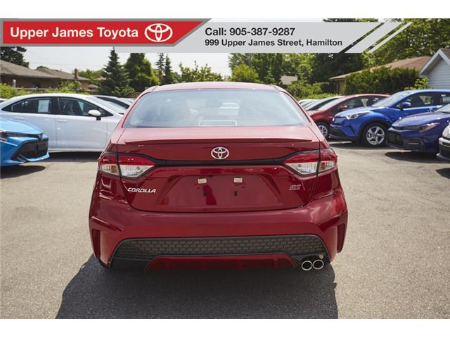 2020 Toyota Corolla SE (Stk: 200082) in Hamilton - Image 6 of 18