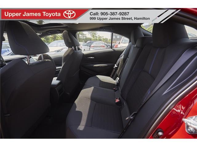 2020 Toyota Corolla SE (Stk: 200082) in Hamilton - Image 9 of 18