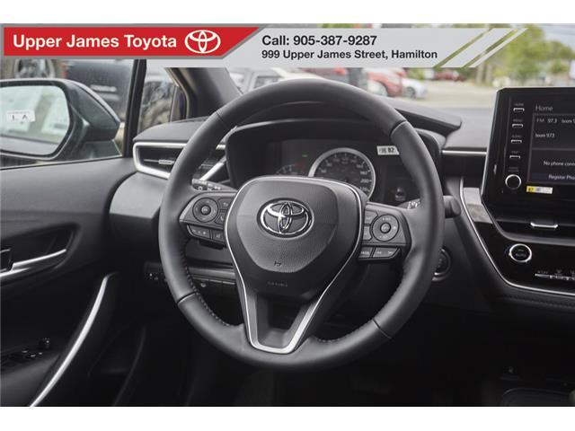 2020 Toyota Corolla SE (Stk: 200082) in Hamilton - Image 13 of 18