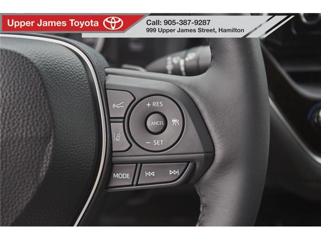 2020 Toyota Corolla SE (Stk: 200082) in Hamilton - Image 16 of 18