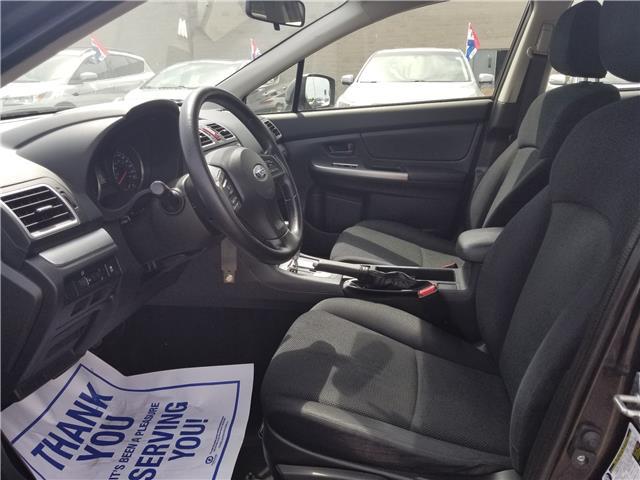 2015 Subaru Impreza 2.0i (Stk: SUB1447) in Innisfil - Image 11 of 15