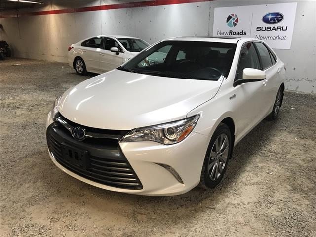 2017 Toyota Camry Hybrid  (Stk: P313) in Newmarket - Image 1 of 23