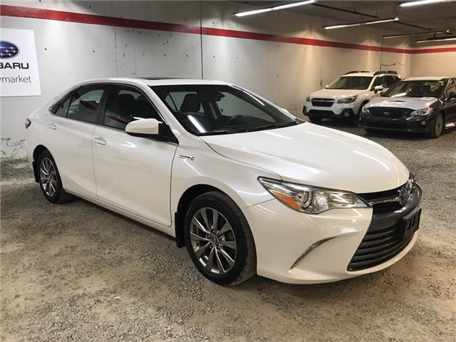 2017 Toyota Camry Hybrid  (Stk: P313) in Newmarket - Image 7 of 23