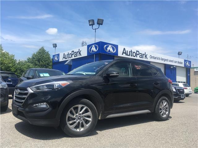 2018 Hyundai Tucson Luxury 2.0L (Stk: 18-36864) in Georgetown - Image 1 of 28