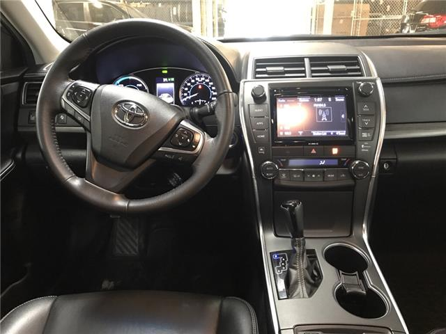 2017 Toyota Camry Hybrid  (Stk: P313) in Newmarket - Image 14 of 23